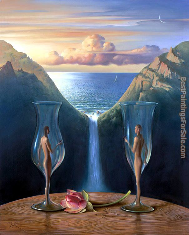 Vladimir Kush to our time together