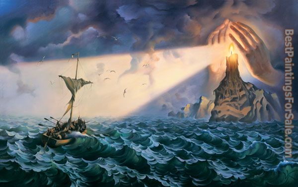 Vladimir Kush to the safe haven