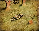 Vladimir Kush Current painting