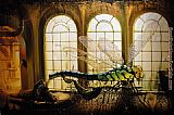 Vladimir Kush Laser Tune Up painting