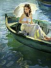 Vladimir Volegov On the Lake painting