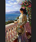 Vladimir Volegov Spanish Beauty painting