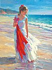 Vladimir Volegov coastal breeze painting