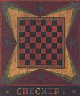 Warren Kimble Checkers painting
