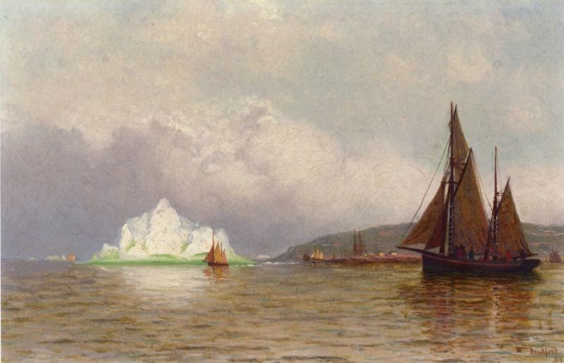 William Bradford Labrador Fishing Settlement