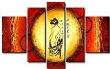 Oriental paintings - 6147 by feng-shui