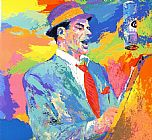 frank at rao's Paintings - Frank Sinatra