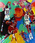 michael goddard 7 deadly zins Canvas Prints - Michael Jordan