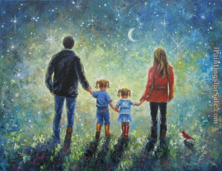 Unknown Artist a big family