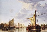 Aelbert Cuyp The Maas at Dordrecht painting