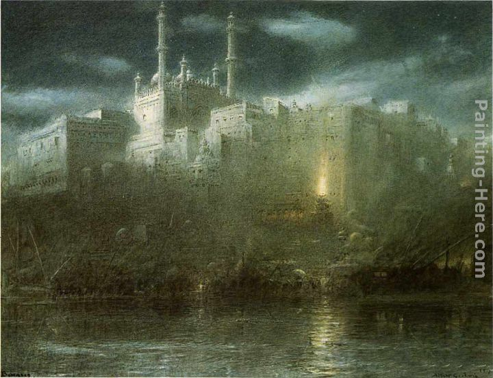 Albert Goodwin Benares