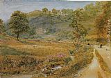 Albert Goodwin Matlock painting