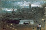 Albert Goodwin Penzance painting