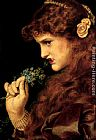 Anthony Frederick Sandys Love painting
