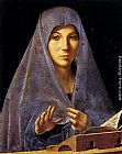 Antonello da Messina Annunciation painting