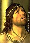 Antonello da Messina Christ at the Column (detail) painting