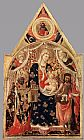 Antonio Da Firenze Madonna and Child with Saints painting