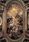 Baciccio Apotheosis of the Franciscan Order painting