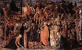 Benozzo di Lese di Sandro Gozzoli Descent from the Cross painting