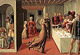 Benozzo di Lese di Sandro Gozzoli The Dance of Salome painting