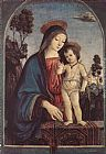 Bernardino Pinturicchio The Virgin and Child painting