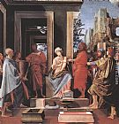 Bramantino Adoration of the Magi painting