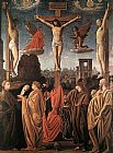 Bramantino Crucifixion painting