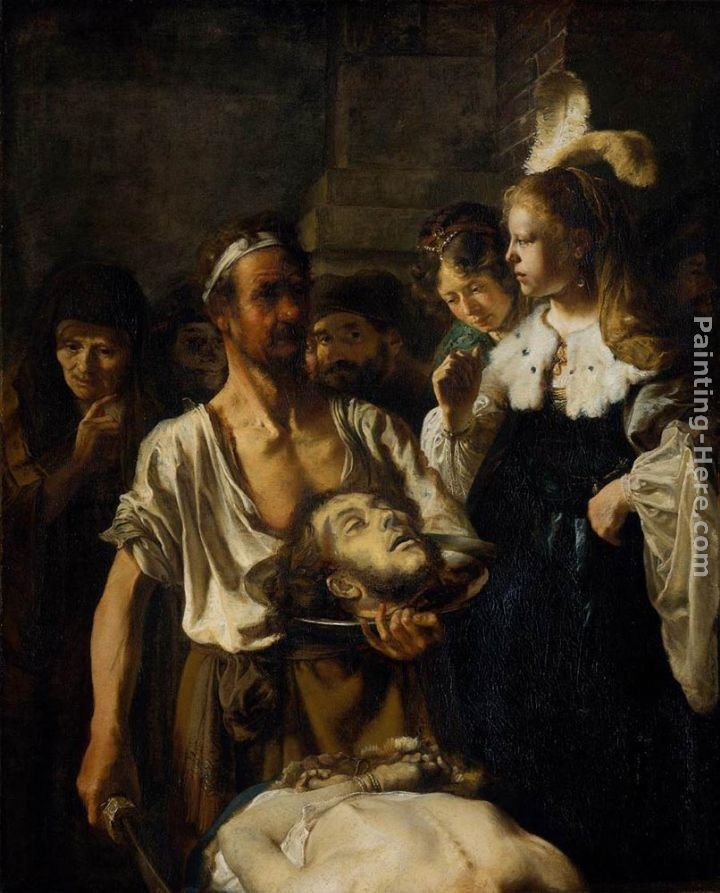 Carel Fabritius The Beheading of St. John the Baptist