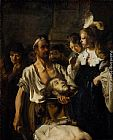 Carel Fabritius The Beheading of St. John the Baptist painting