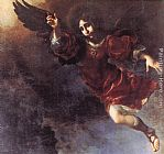 Carlo Dolci The Guardian Angel painting