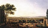 Claude-Joseph Vernet The Town and Harbour of Toulon painting