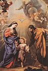 Claudio Coello Holy Family painting