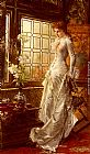 Conrad Kiesel At The Window painting