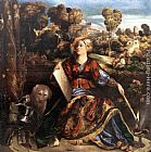 Dosso Dossi Circe (or Melissa) painting