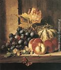Edward Ladell Still Life of Fruit painting