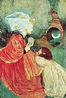 Eleanor Fortescue-Brickdale Today for Me painting
