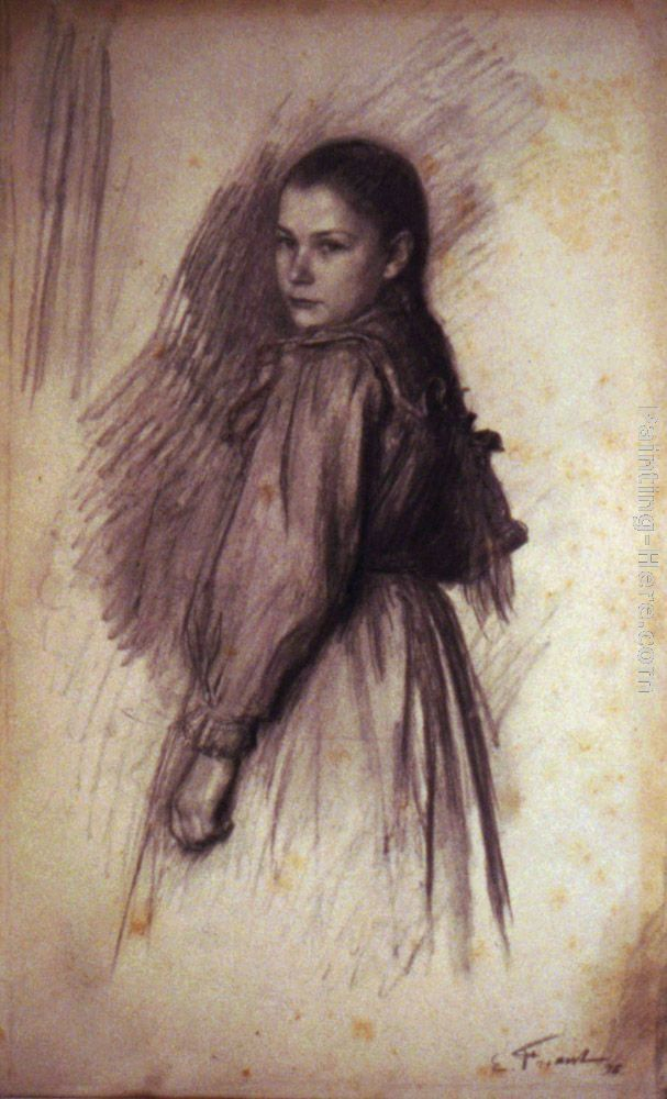 Emile Friant - Page 2 Young%20Girl