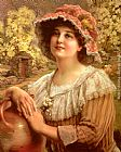 Emile Vernon Country Spring painting