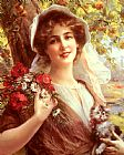 Emile Vernon Country Summer painting