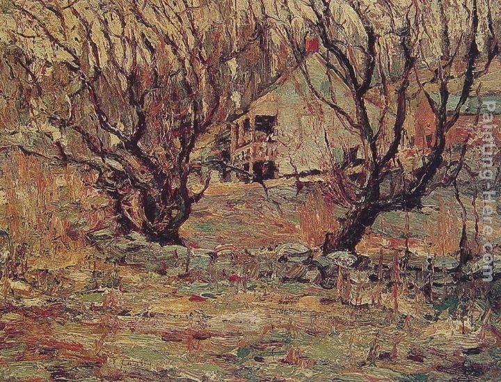 Ernest Lawson Unknown