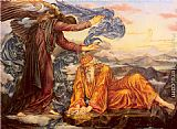 Evelyn de Morgan Earthbound painting