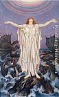 Evelyn de Morgan S.O.S. painting