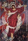 Evelyn de Morgan The Red Cross painting
