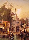 Fabius Germain Brest Constantinople painting