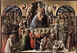 Fra Filippo Lippi Coronation of the Virgin painting