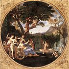 Francesco Albani Spring painting