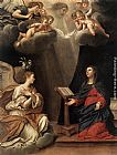 Francesco Albani The Annunciation painting