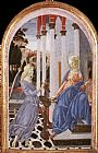 Francesco Di Giorgio Martini Annunciation painting