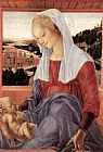 Francesco Di Giorgio Martini Madonna and Child painting