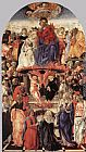Francesco Di Giorgio Martini The Coronation of the Virgin painting